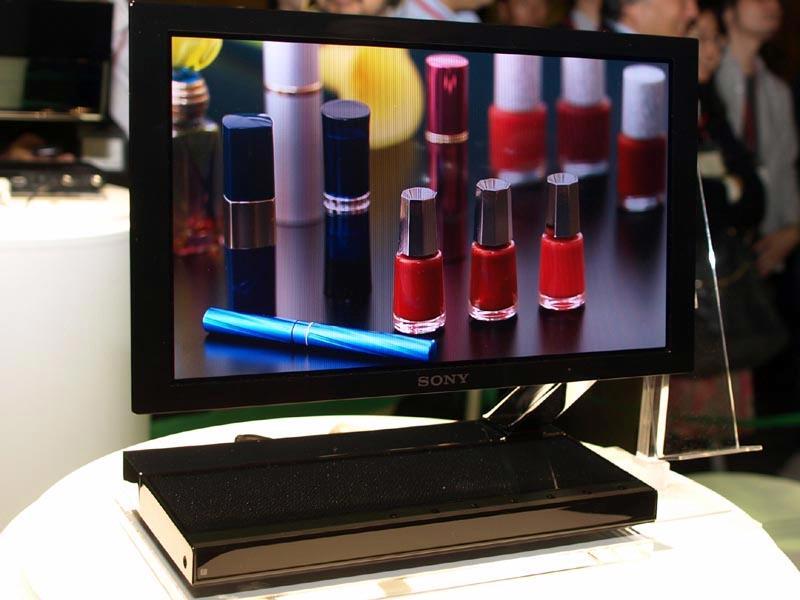 OLED-televisie Sony komt naar Europa