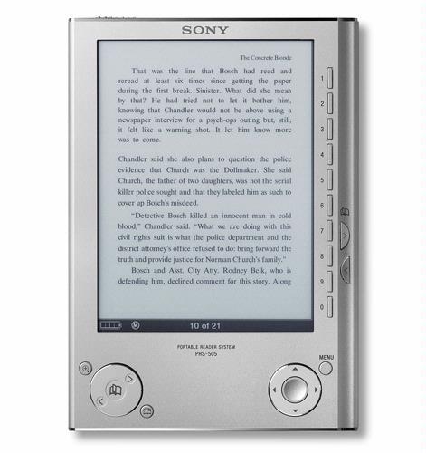 Digitaal boek Sony komt naar Europa