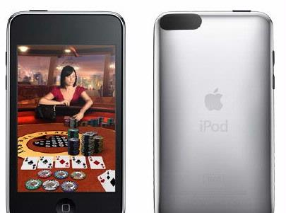 """iPod Touch ondersteunt Bluetooth"