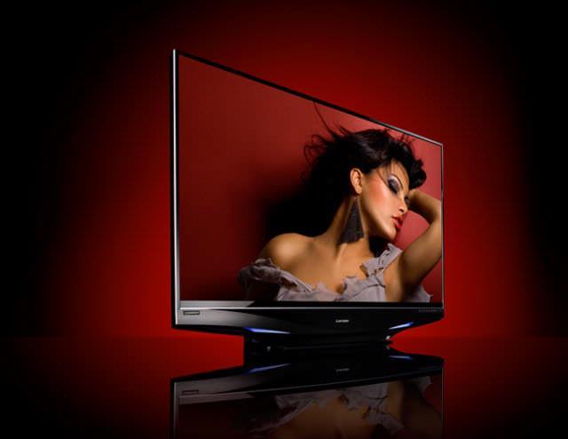 Mitsubishi brengt laser-tv op de markt