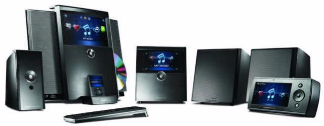 Linksys by Cisco Wireless Home Audio