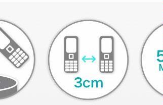 Toshiba kiest voorzichtig voor Bluetooth-concurrent Transferjet