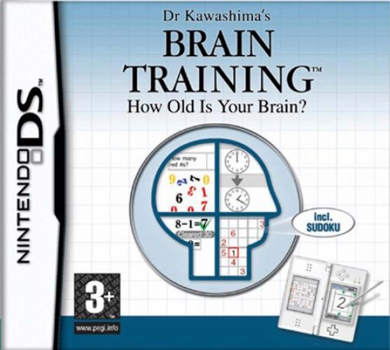 Braintrainers van Nintendo hebben weinig effect