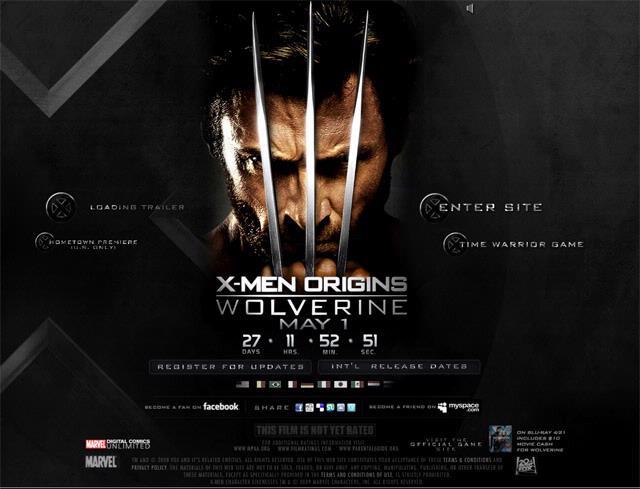 X-Men film maand voor première op downloadsites
