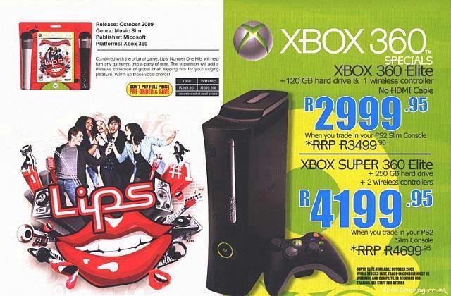 Geruchten over nieuwe Xbox 360 Elite