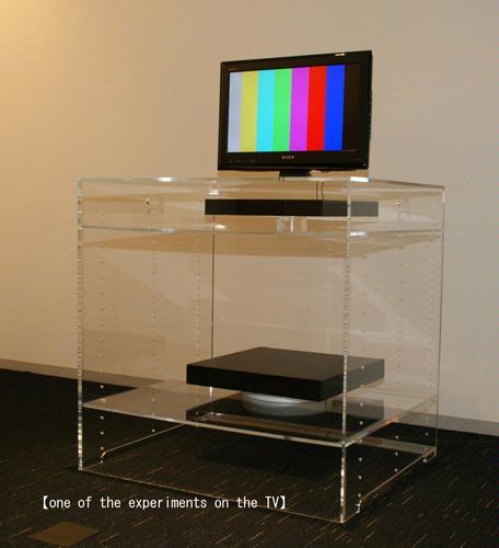 Sony presenteerde al een prototype dat een kleine tv van stroom kan voorzien zonder stroomkabel.