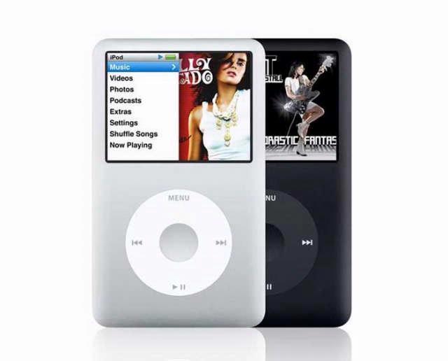 Itunes 9 maakt Ipod Classic stuk.
