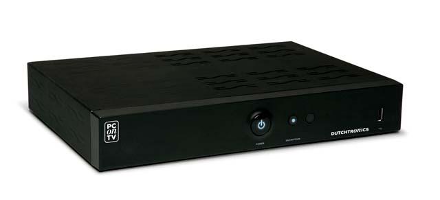 Dutchtronics PConTV: brengt je pc naar je tv