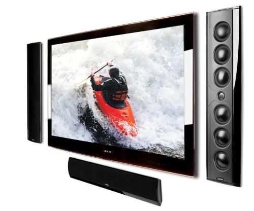 Met de XTR-50 zet Definitive Technology naar eigen zeggen de dunste speaker ter wereld in de markt.
