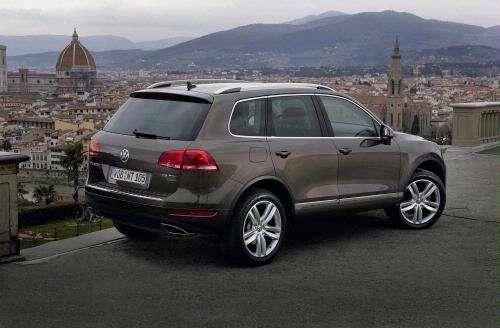 Voor de tweede generatie van de VW Touareg haalde Dynaudio de grote middelen boven.