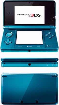 Nintendo introduceert met de 3DS de driedimensionale opvolger van de DSI.