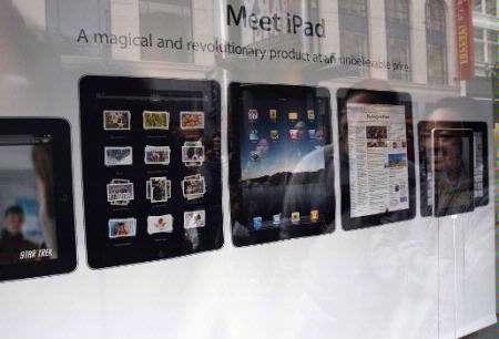 iPad vanaf vrijdag te koop