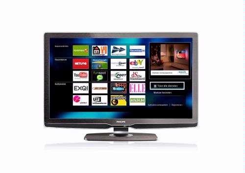 Met Net TV van Philips haal je nu ook films binnen via internet.