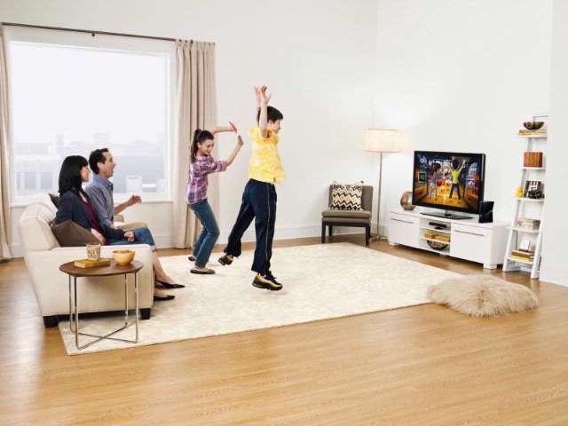 Kinect voor Xbox360 vervangt de klassieke gamepad door een camera. Je lichaam is de controller.