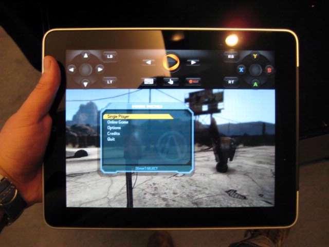 Belgacom biedt volgend jaar gaming-on-demand aan via de cloudtechnologie van OnLive.