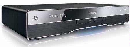 De Philips BDP-9500 is de nieuwe topper in de Philips line-up.