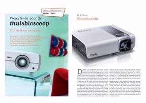 In FWD Magazine 32 vind je onze vergelijkende test van Full HD-projectoren. De conclusie download je op deze pagina.