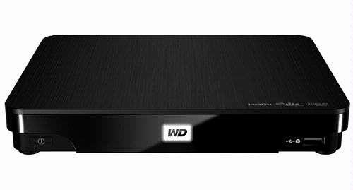 WD TV Live Hub slaat brug tussen tv en pc