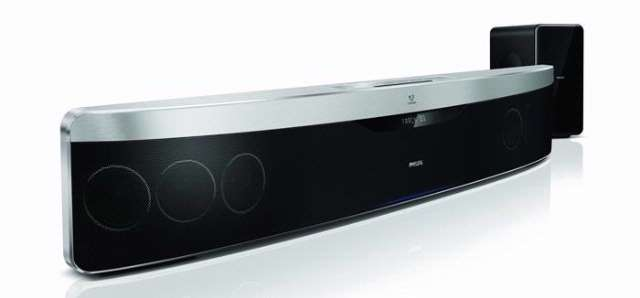 Review: Philips HTS9140 soundbar