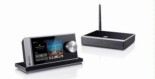 Streaming audio met Raumfeld by Teufel.