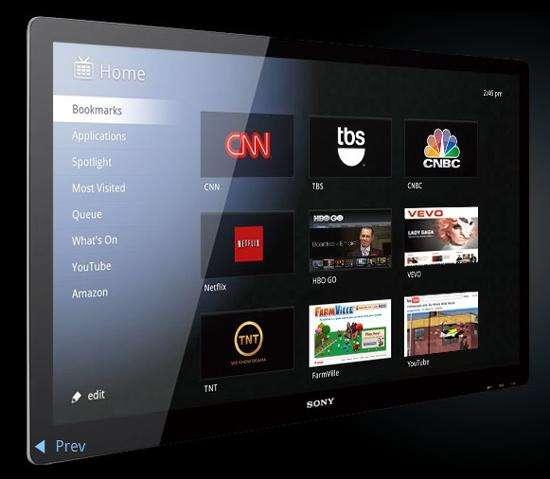 Google zou enkele televisiefabrikanten gevraagd hebben om de lancering van hun Google TV-producten uit te stellen tot de software verbeterd is.