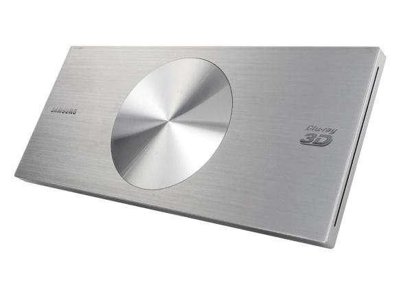 Dunste Blu-ray-speler ter wereld bij Samsung