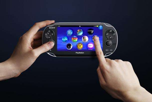 Sony stelt in Japan de Next Generation Portable voor. Dat is de opvolger van de PSP. (beeld: Sony Computer Entertainment)