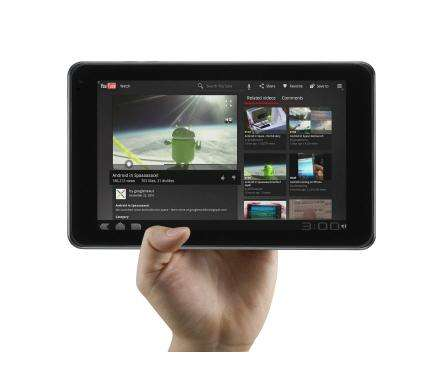 LG komt met Android 3.0-tablet