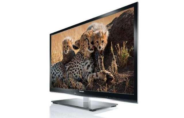 Nieuwe tv Toshiba herkent kijker