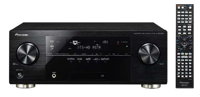 De VSX-1021 is de nieuwe topper in de Pioneer line-up van 2011.