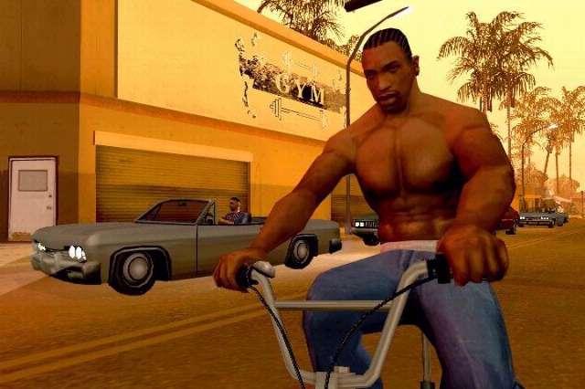 Grand Theft Auto 5 zou volgend jaar in de winkels moeten liggen.