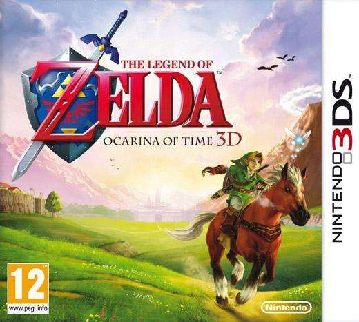 Review: The Legend of Zelda - Ocarina of Time 3D