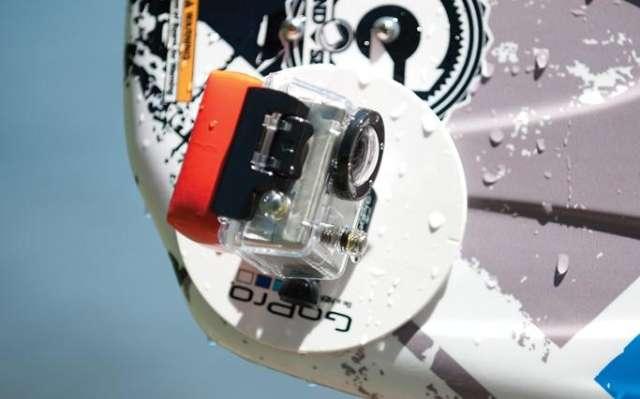 Drijvende jasje voor GoPro-actiecams
