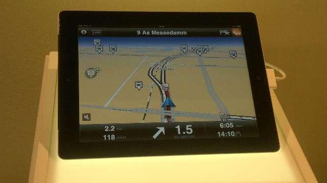 iPad krijgt voordelige TomTom-app