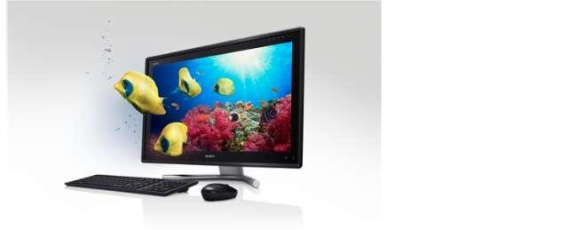 3D-touchscreen voor Sony VAIO L Serie