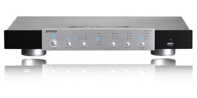 De nieuwe MDX-600 DAC