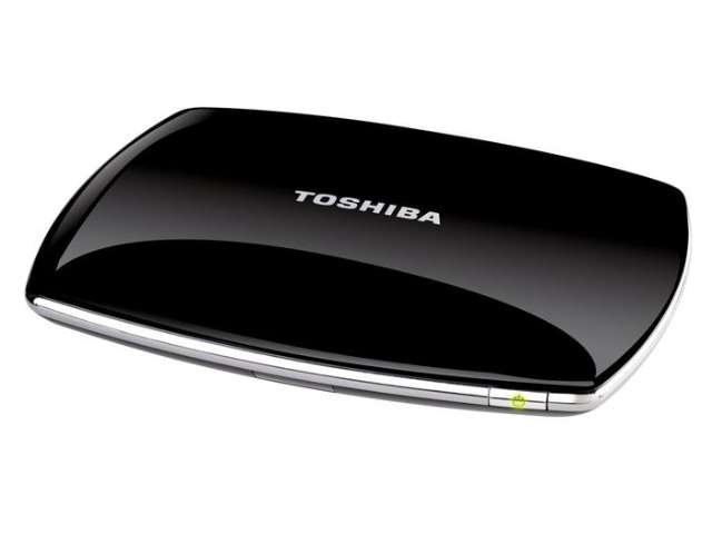 Toshiba STOR.E TV PRO koppelt tv en internet