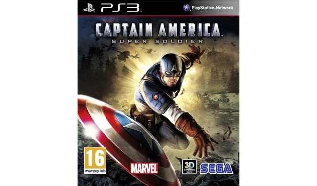 Review: Captain America - Super Soldier
