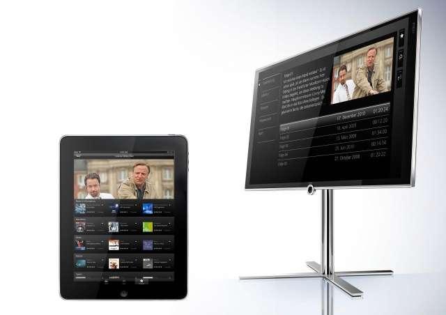 Loewe VideoNet app