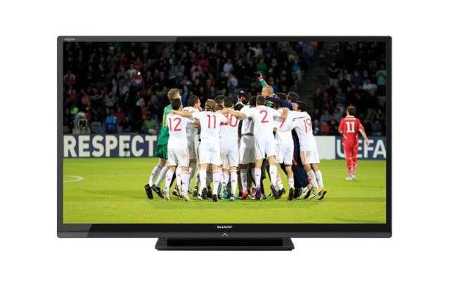 Nieuwe Sharp-tv doet het in 60-inch formaat