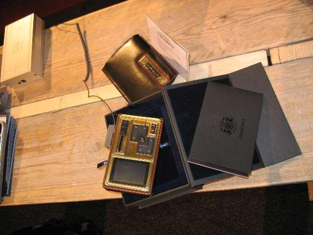 De eerste audiofiele mp3-speler ter wereld!