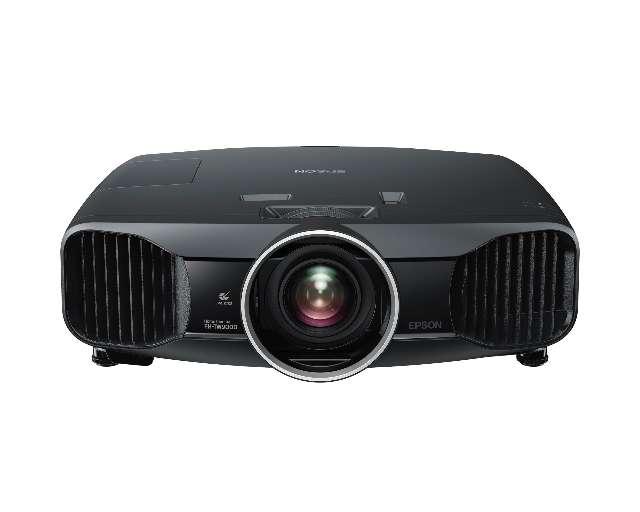 De nieuwe Epson EH-TW9000 2D/3D Projector