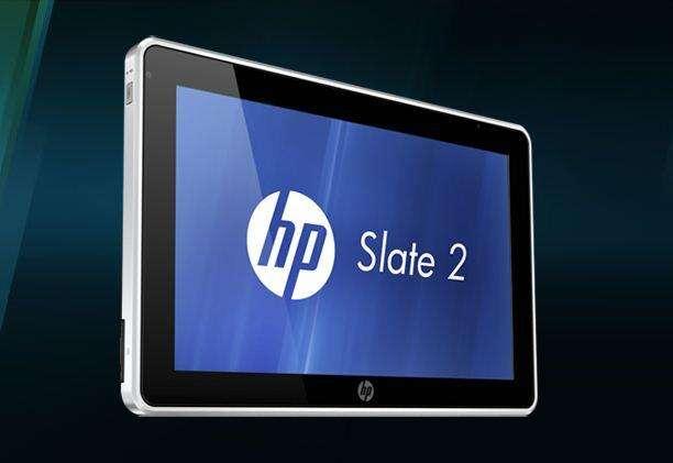HP lanceert een nieuwe Windows 7-tablet, de Slate 2.