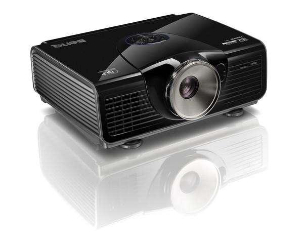 BenQ lanceert 3D Full HD-projector voor thuisbioscoop