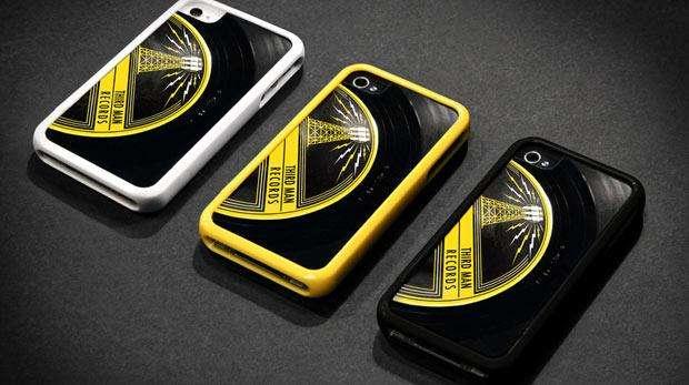 iPhone 4 krijgt hoes uit grammofoonplaat