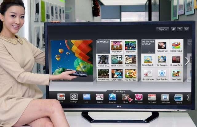 Nieuwe LG-televisies luisteren als je spreekt