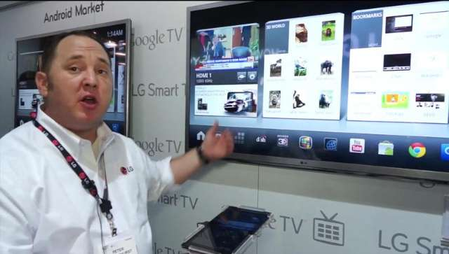 Videoverslag: Google TV, OLED en Magic Remote bij LG