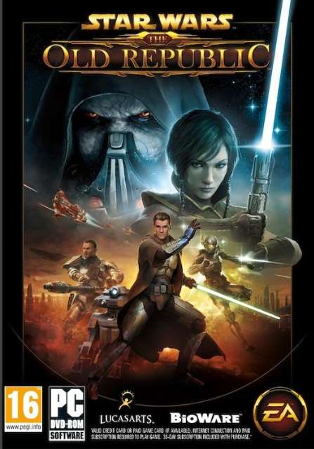 Review: Star Wars - The Old Republic