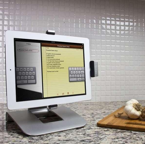 Mophie Powerstand laadt en synct je iPad