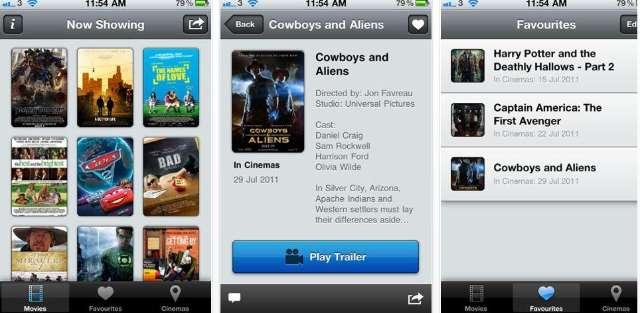 Met Trailrs bekijk je de laatste nieuwe filmtrailers op je iPhone of iPad.